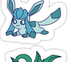 Eeveelutions Sticker