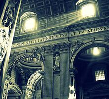 Saint Peter`s  by seanwareing