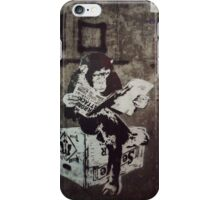 Monkey Terrorist iPhone Case/Skin