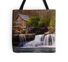 Falls At the Mill Tote Bag