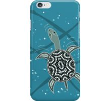 Longneck turtle iPhone Case/Skin
