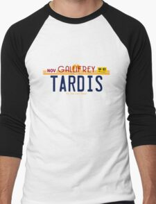 TARDIS License Plate 2 T-Shirt