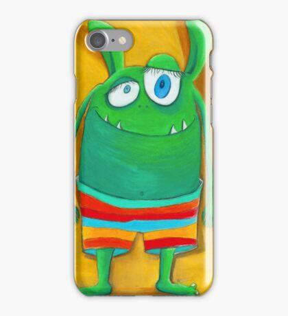 Mrs. Monster iPhone Case/Skin