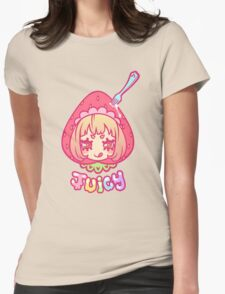 Werepop - Juicy strawberry fruit girl T-Shirt