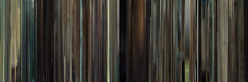 Moviebarcode: The Headless Woman / La mujer sin cabeza (2008) by moviebarcode