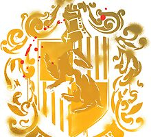 HUFFLEPUFF by TheJokerSolo