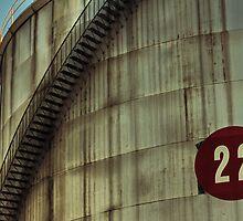 Number 22 by Sean Mullarkey