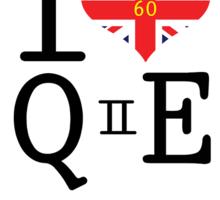 I heart Queen Elizabeth  Sticker
