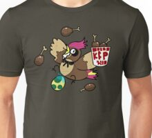 Kanto Fried Pidgeotto! Unisex T-Shirt