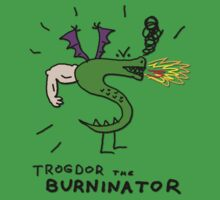 Trogdor, The Burninator Kids Clothes