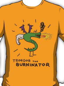Trogdor, The Burninator T-Shirt