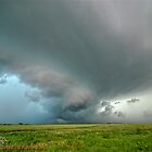 Blair, Oklahoma Tornado! by Jeremy  Jones