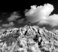 Landscape Cross by mphphoto