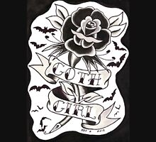 Goth Girl Rose Women's Relaxed Fit T-Shirt
