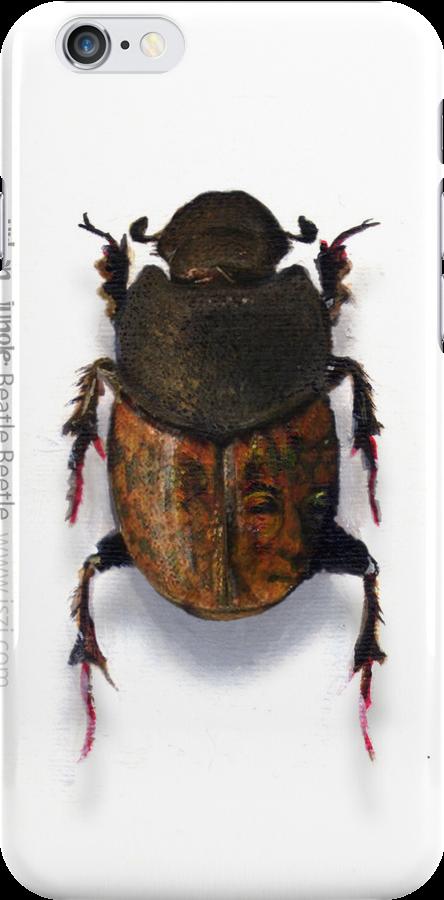 Urban Jungle: Beatle Beetle by iszi