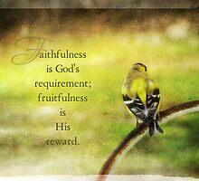 Faithfulness is by vigor