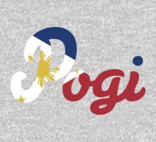 Filipino Flag Pogi One Piece - Long Sleeve