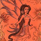 Winged Orange Blossom by Kashmere1646