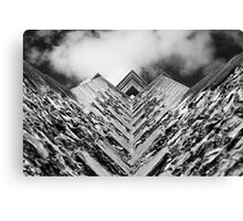 Angels in the Architecture Canvas Print