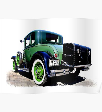 33 Ford! Poster