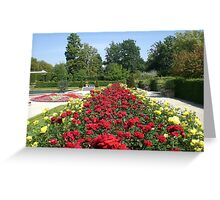 Kasteltuin Arcen Greeting Card