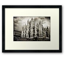 Duomo di Milano Framed Print
