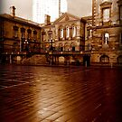 Belfast Custom House and Obel Tower by Chris Millar