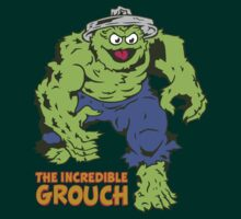 The Incredible Grouch by Baznet