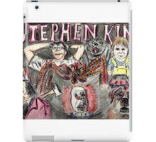 Stephen King iPad Case/Skin