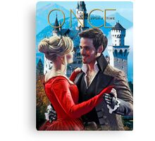 Captain Swan Fairy Tale Comic Poster 1 Canvas Print