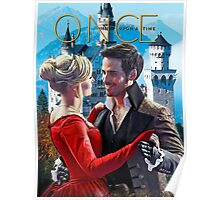 Captain Swan Fairy Tale Comic Poster 1 Poster