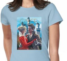 Captain Swan Fairy Tale Comic Poster 1 Womens Fitted T-Shirt