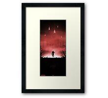 Mass Effect  Framed Print