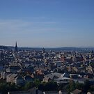 Edinburgh Skyline. by LBMcNicoll