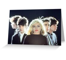 Blondie Greeting Card
