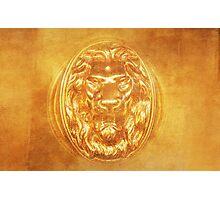 Aslan Photographic Print