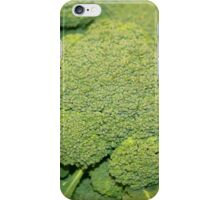 Broccoli Bag iPhone Case/Skin