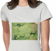 Broccoli Bag Womens Fitted T-Shirt