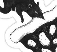 Pizza Rat Sticker