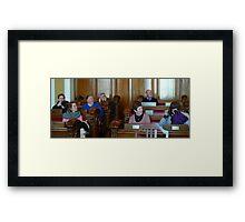 Elected Framed Print