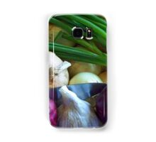 Onions in the Bag Samsung Galaxy Case/Skin