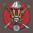 Scion Pantheon: Kami by TheOnyxPath