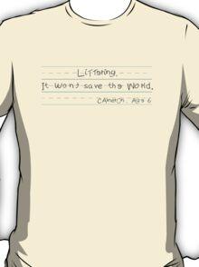Littering T-Shirt