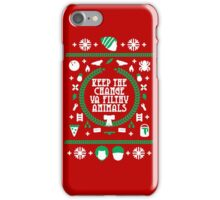 Keep the Change iPhone Case/Skin