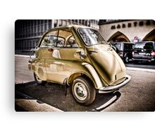 BMW - Isetta Canvas Print