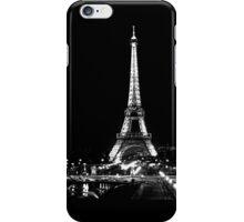 Eiffel Noir iPhone Case/Skin
