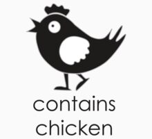 Contains chicken by Ben Ryan