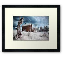 House of my Dreams Framed Print