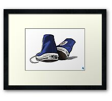 The Last Pair Framed Print