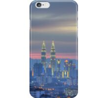 The City In HDR iPhone Case/Skin